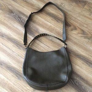 Rebecca Minkoff Unlined Pebble Leather Hobo Bag